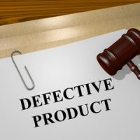 folder that reads Defective Product