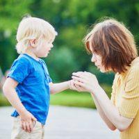 Child injured on playground