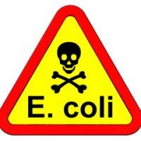 E. Coli death warning sign