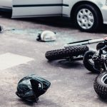 remains after motorcycle accident